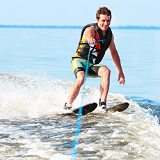 Water Amp Sports Summer Activities Eva Palace In Corfu