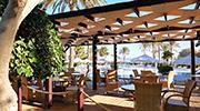 Corals fine Restaurant in Kos Island
