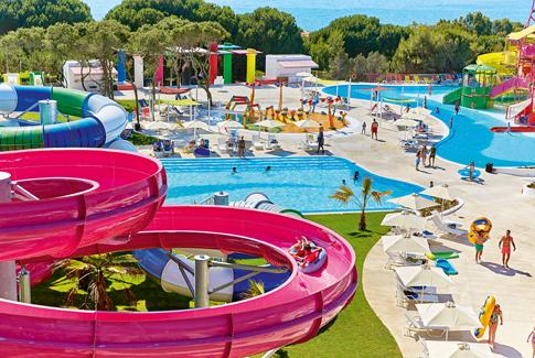 Zante Water Park Hotel