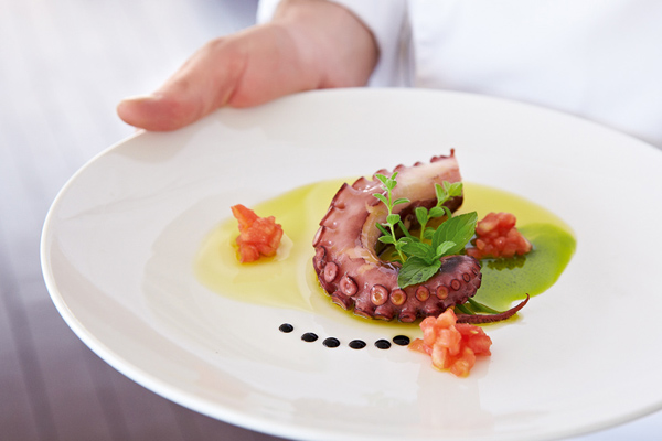 Yali Seafood Restaurant Fine Dining In Cape Sounio Near